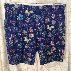 RLX RALPH LAUREN Golf Shorts Paisey Floral Print